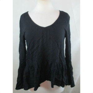 MOSSIMO SUPPLY Womens Blouse Shirt Top, Size XS